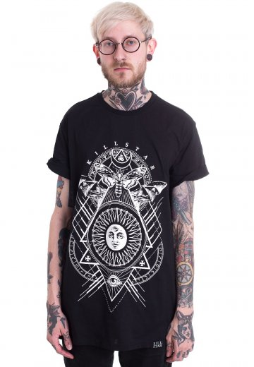 Killstar - Sun Black - T-Shirt