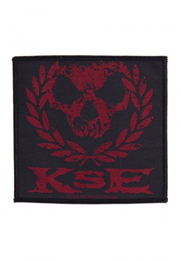 Killswitch Engage - Skull Wreath - Patch