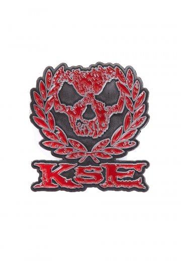 Killswitch Engage - Skull Wreath - Pin