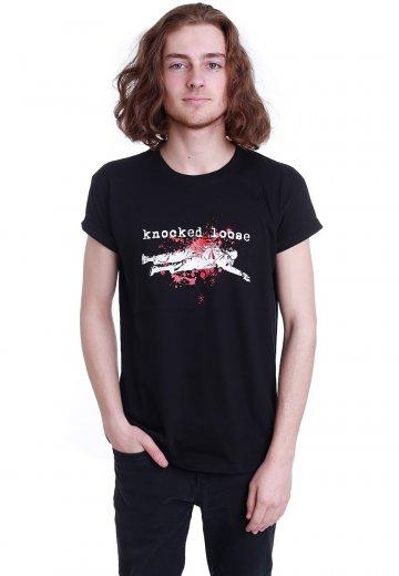 Knocked Loose - Bloody Man - T-Shirt