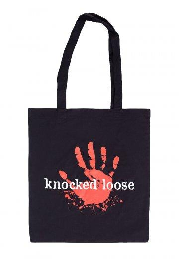 Knocked Loose - Hand - Tote Bag