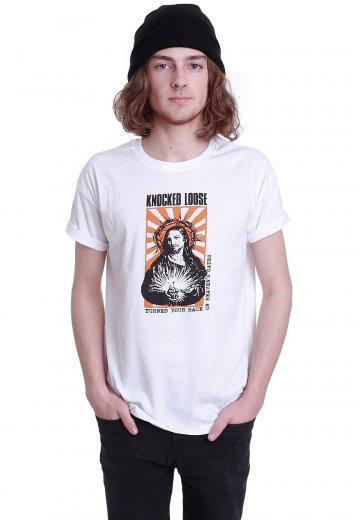 Knocked Loose - Jesus White - T-Shirt