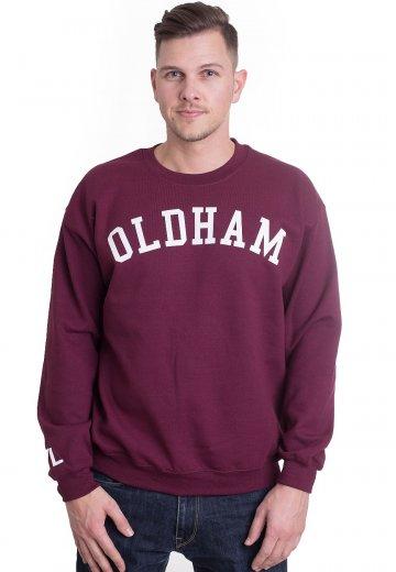 Knocked Loose - Oldham Maroon - Sweater