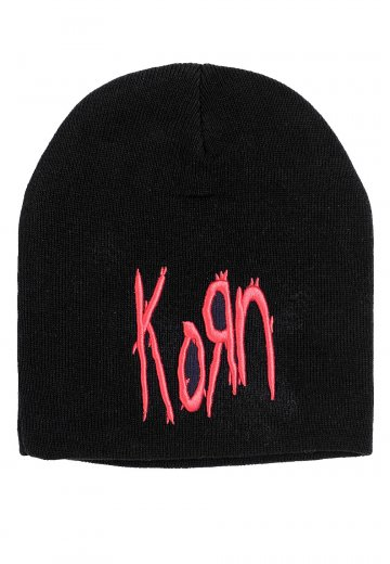 46ce50ab52a Korn - Logo - Beanie - Official Crossover Merchandise Shop - Impericon.com  UK
