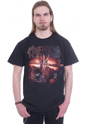 Kreator - Hail To The Hordes Tour 2018 - T-Shirt