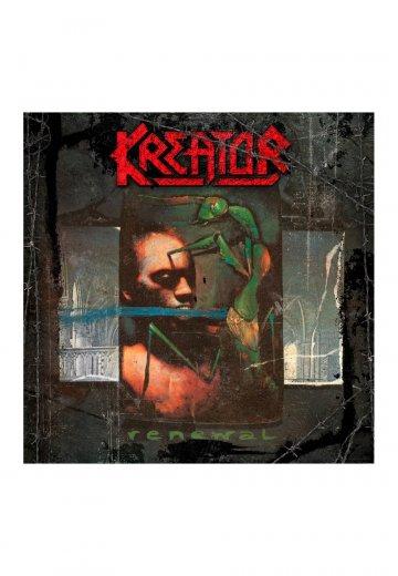 Kreator - Renewal (Deluxe Edition) - Mediabook CD