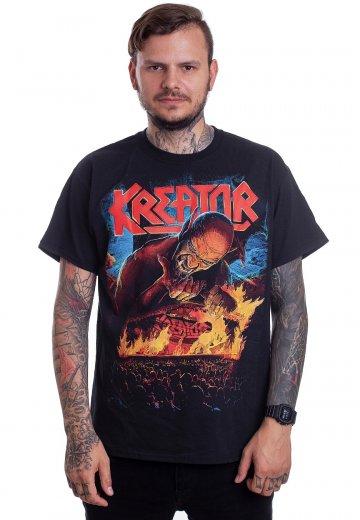 Treu Kataklysm Fanartikel & Merchandise Outsider T-shirt