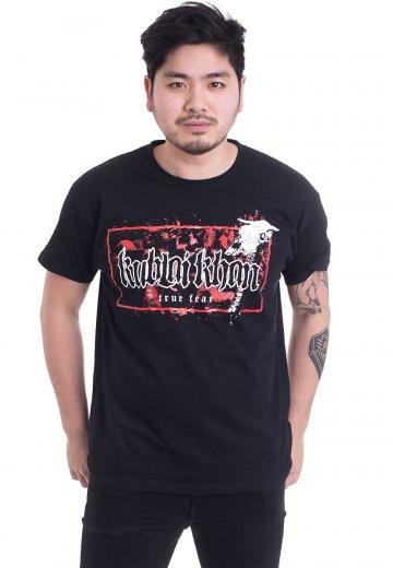 Kublai Khan - True Fear - T-Shirt