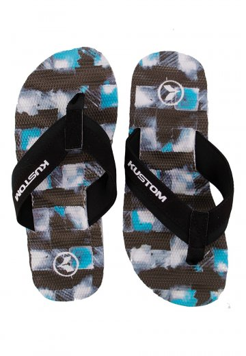 68bedbab68e406 Kustom - Hummer III Water Check - Sandals - Impericon.com AU