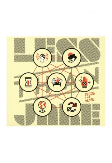 Less Than Jake - Sound The Alarm EP - CD