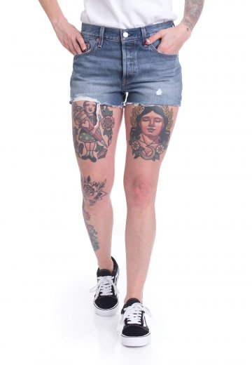Levi's - 501 Back To Your Heart - Shorts