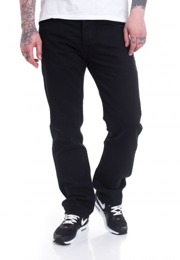 Levi's - 501 Levi's Original Fit Black - Jeans