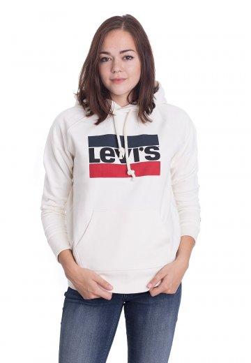Levi's - Graphic Sport Marshmallow - Hoodie