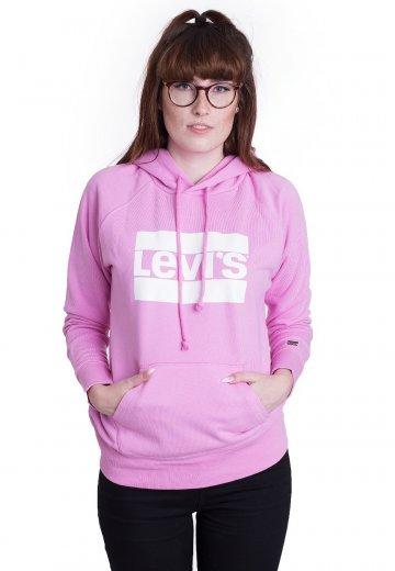 34037a4af9a Levi's - Graphic Sportswear Logo - Hoodie