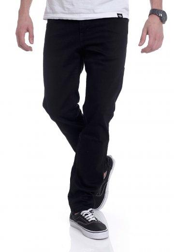 Levi's - Line 8 Slim Straight Classic Black - Jeans