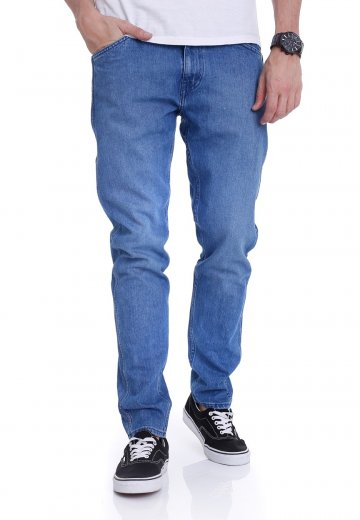 Levi's - Line 8 Slim Tapered Blue Scrape - Jeans