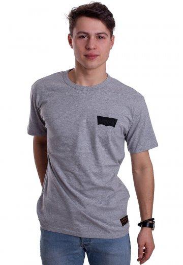 Levi's - Skate Graphic Heather Grey - T-Shirt