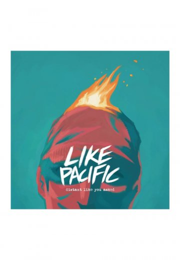 Like Pacific - Distant Like You Asked - CD
