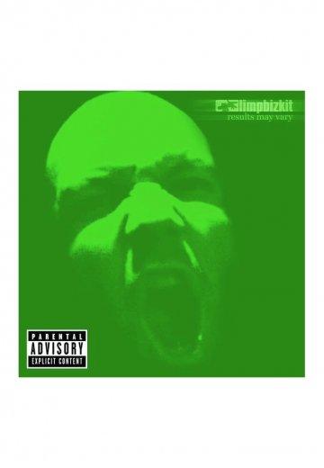 Limp Bizkit - Results May Vary - CD