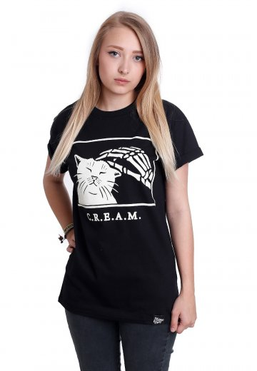Live Without Regret - C.R.E.A.M. - T-Shirt