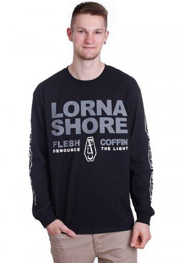 Lorna Shore - Denounce The Light - Longsleeve