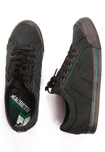 finest selection 1914f ecaa3 Macbeth - Eliot Premium Black/Marine - Shoes