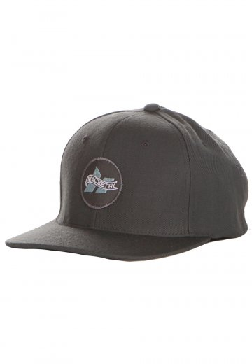 ac08b18cd Macbeth - Jona Weinhofen Grey Snapback - Cap
