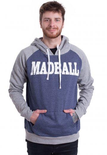 Madball - Enemies Navy/Sportsgrey - Hoodie