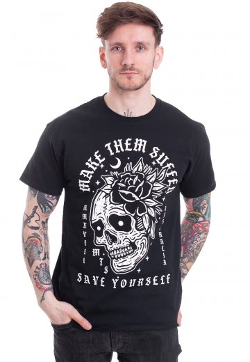 Make Them Suffer - Save Yourself - T-Shirt