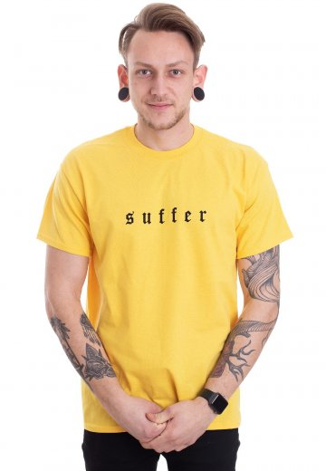 Make Them Suffer - Suffer Yellow - T-Shirt