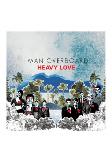 Man Overboard - Heavy Love - CD