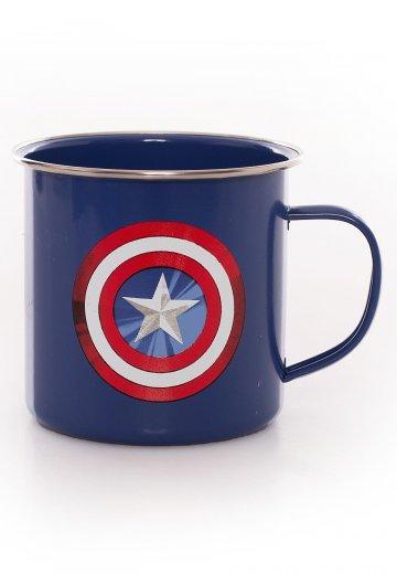 Marvel Comics - Avengers Captain America Tin 3D - Mug