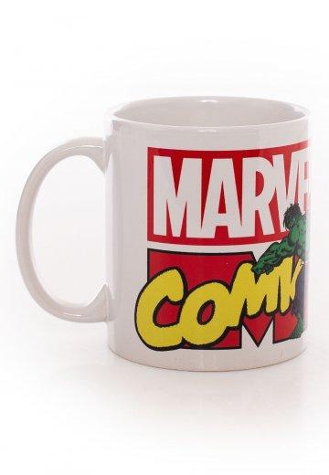 Marvel Comics - Heroes - Mug