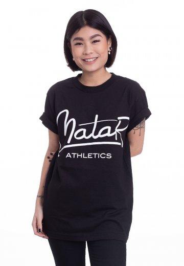 Matar Athletics - Athletics Black - T-Shirt