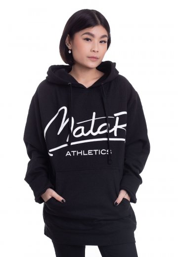 Matar Athletics - Athletics Black - Hoodie