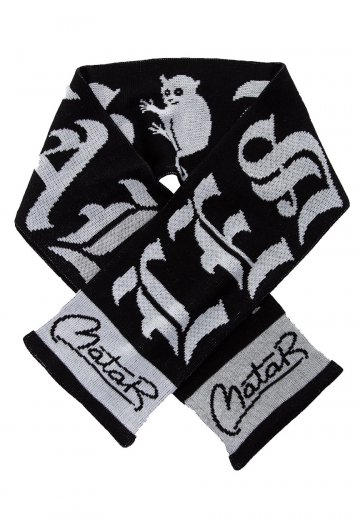 Matar Athletics - Matar Black - Scarf