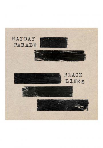 Mayday Parade - Black Lines - CD