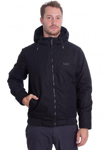 Mazine - Deep Campus All Black - Jacket