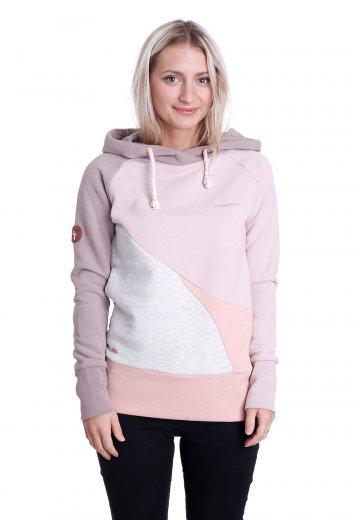 Mazine - Ervie Dusty Mauve Peach - Hoodie - Streetwear Shop ... fc21b1dce