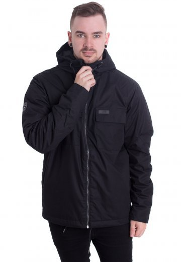 Mazine - Stainfield All Black - Jacket