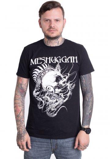 Meshuggah - Spine Head - T-Shirt