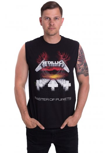 Metallica - Master Of Puppets - Tank