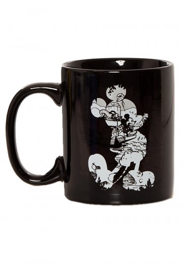 Mickey Mouse - Heat Change - Mug