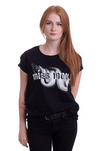 Miss May I - Albino Snake - T-Shirt