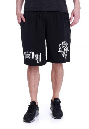 Miss May I - Horizontal Lion - Shorts
