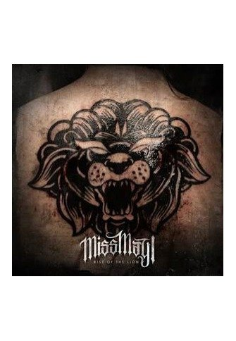 Miss May I - Rise Of The Lion - CD