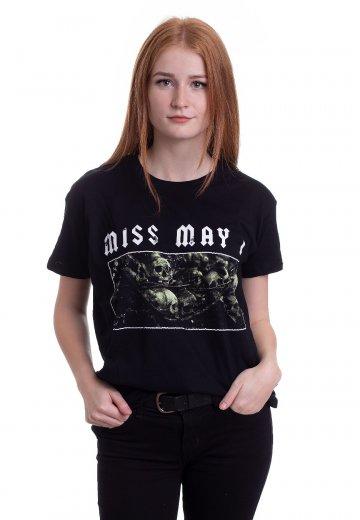 Miss May I - Skulls - T-Shirt