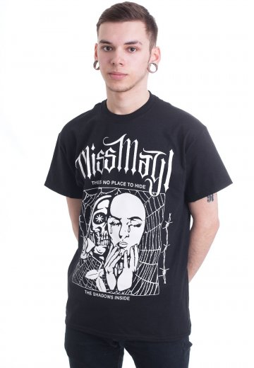 Miss May I - The Shadows Inside - T-Shirt