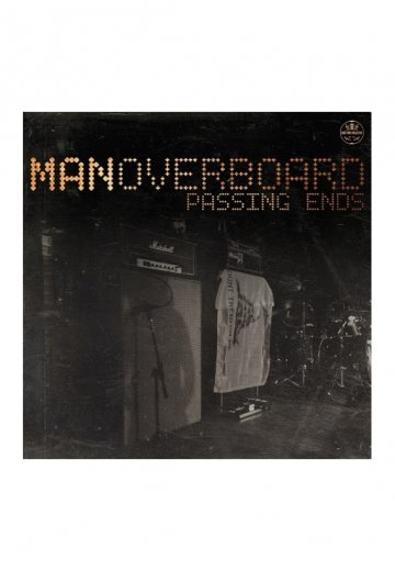 Man Overboard - Passing Ends EP - CD