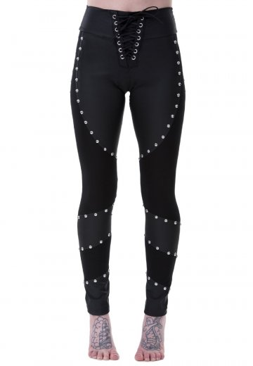 Killstar - Moonlight Black - Leggings